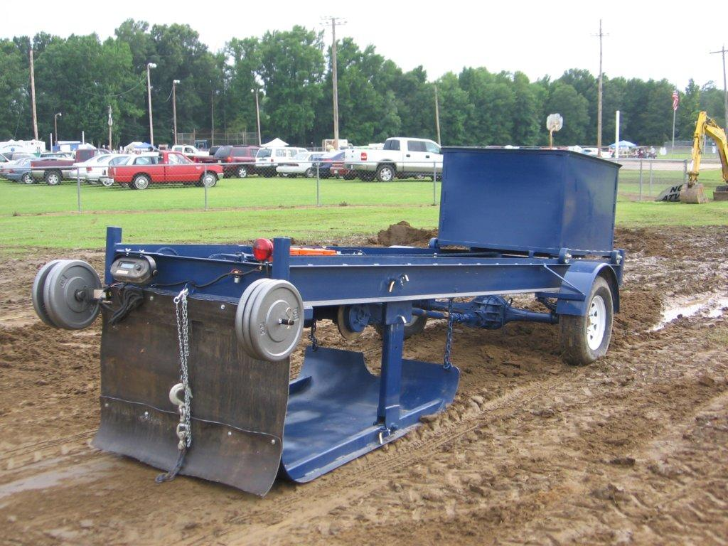 Tractor Pull Sled Flag : Garden tractor pulling sled plans fasci
